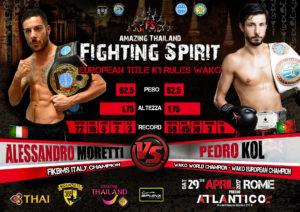 Moretti-Kol FIGHT