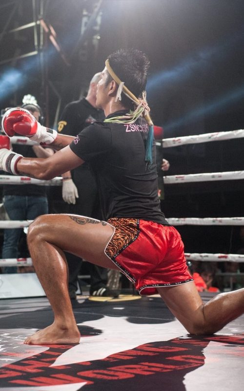 Sudsakorn Sor Klinmee Muay Thai Roma